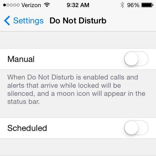 iPhone Goes Straight to Voicemail Fix   ThriftyFun